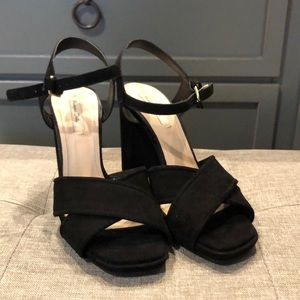 Massimo Dutti heel sandals